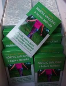 nordic walking oktató kártyák